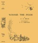 A. A. Milne - Winnie The Pooh - First Edition